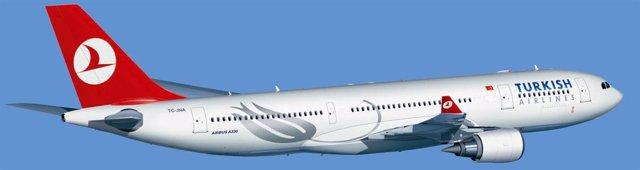 La aerolínea turca iniciará nuevas conexiones desde Valencia y Málaga a Estambul