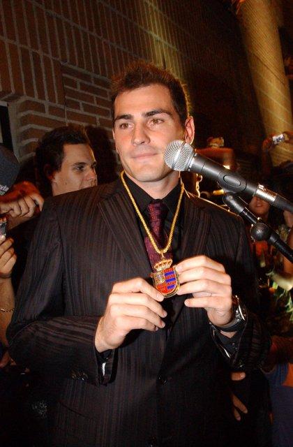 Iker Casillas será nombrado Hijo Predilecto de Móstoles hoy