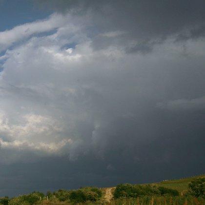 Las temperaturas descenderán notablemente y habrá tormentas en la Península