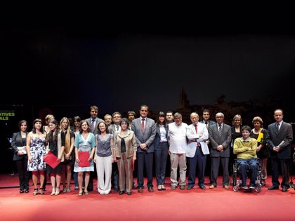 La empresa 'Més que Lleure' gana el Premio a la Mejor Iniciativa Empresarial 2010