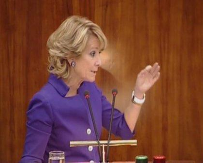 """Aguirre: los sindicatos """"comprenden"""" que el número de liberados es excesivo"""