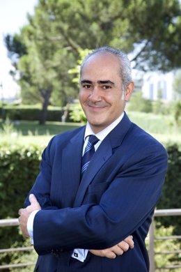Fernando Suárez, director para España de Emirates Airlines