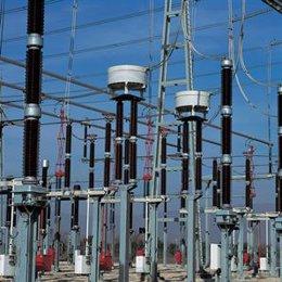 Subestación eléctrica de REE