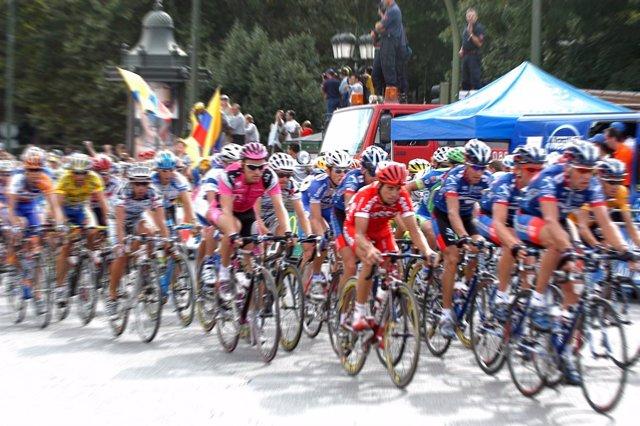 La Vuelta Ciclista a España, mañana en Madrid