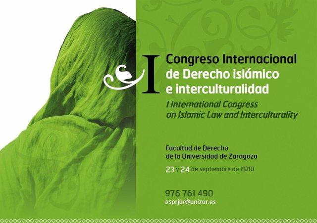 I Congreso Internacional de Derecho Islámico e Interculturalidad en Zaragoza
