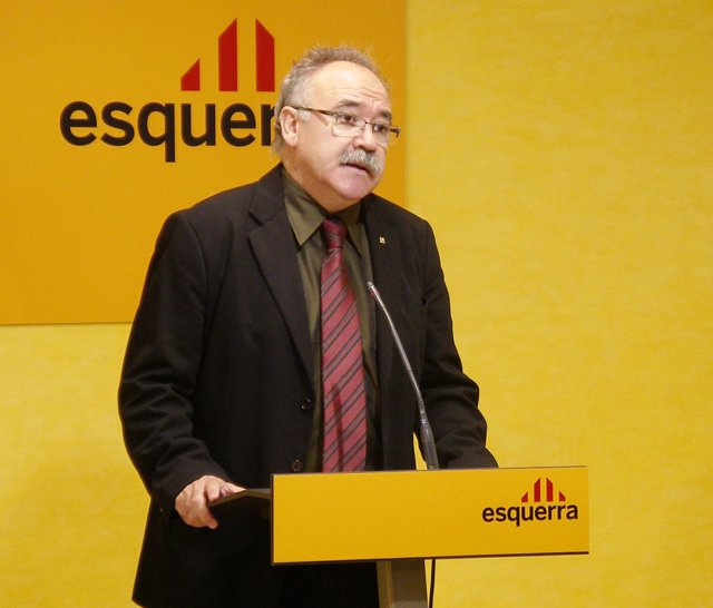 Josep Lluís Carod Rovira (ERC)