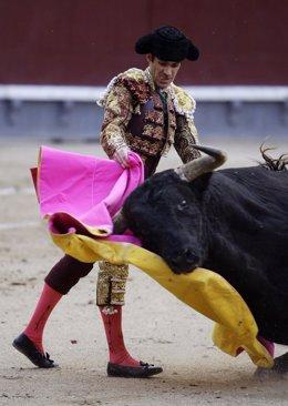 El torero José Tomás