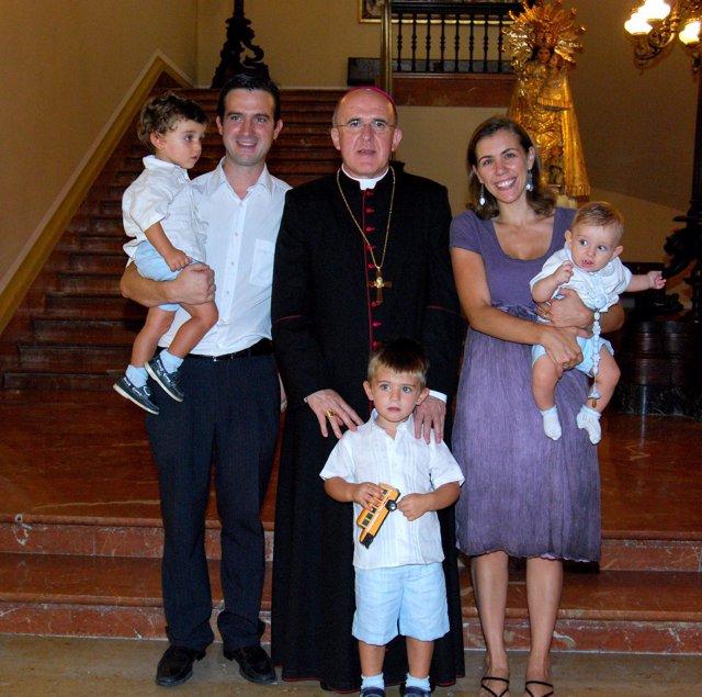 La familia valenciana