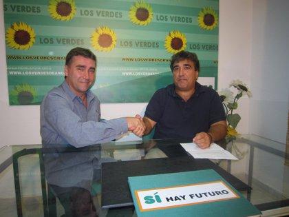 Los Verdes de Canarias y Andalucía sellan un pacto de apoyo a López de Uralde y la fundación EQUO