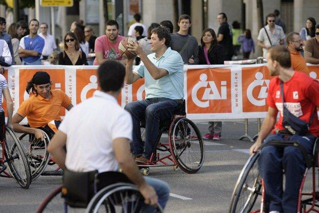 CAI Deporte Adaptado ha celebrado su 30 aniversario en Zaragoza