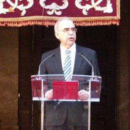 Ricardo Peralta delegado del Gobierno en la Comunitat Valenciana