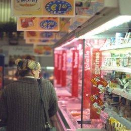 supermercado precios ipc euro