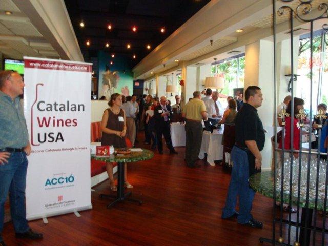 Presentación de Catalan Wines USA