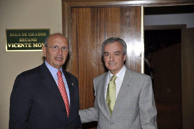 Máximo González Jurado, presidente del CGE