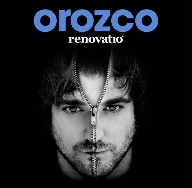 Portada del último disco de Antonio orozco.