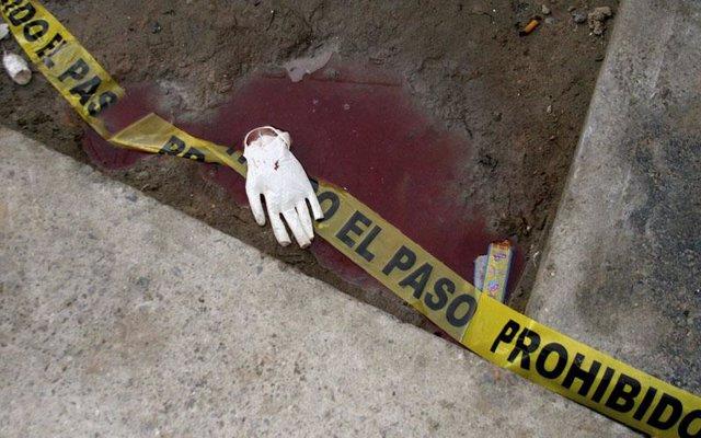 Matanza, sangre, México