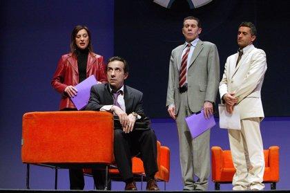 'El mètode Grönholm' vuelve intacto al Teatre Poliorama tras su éxito mundial