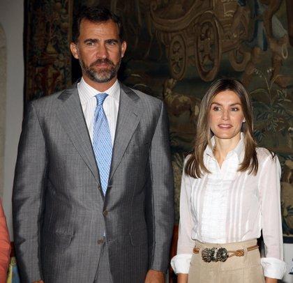 Los Príncipes de Asturias inauguran hoy la muestra 'El Reino de León y sus beatos' en el edificio Botines de León
