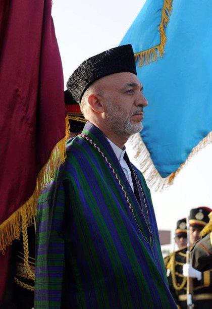 Karzai acepta la presencia parcial de compañías de seguridad privada