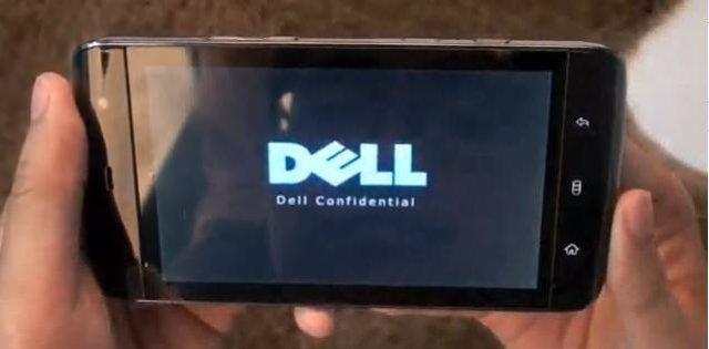 streak, tablet de Dell
