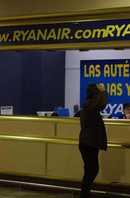 Economía/Empresas.- Ryanair cancela 66 vuelos entre España y el resto de Europa por la huelga general en Francia