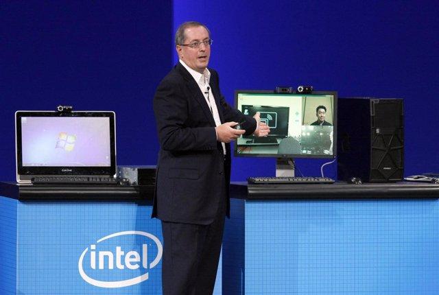 Paul Otellini, CEO Intel