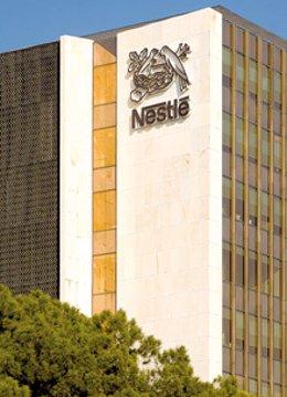 Sede de Nestlé en España