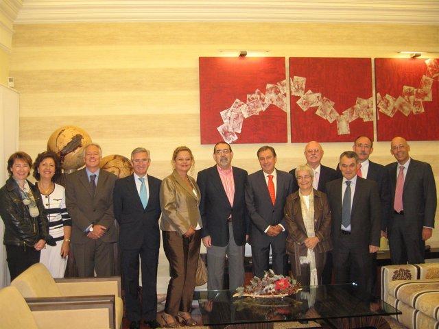 Visista a Castilla y León de la Comisión de Educación del Senado