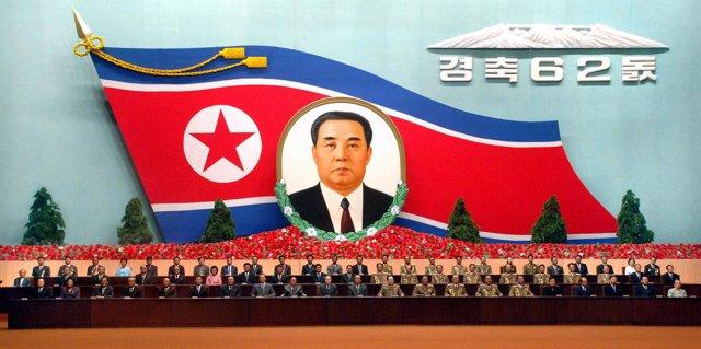 Asamblea General del partido de los trabajadores de Corea del Norte