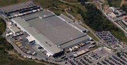 Fábrica de Sony en Viladecavalls
