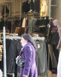 Comercio, tienda, ropa