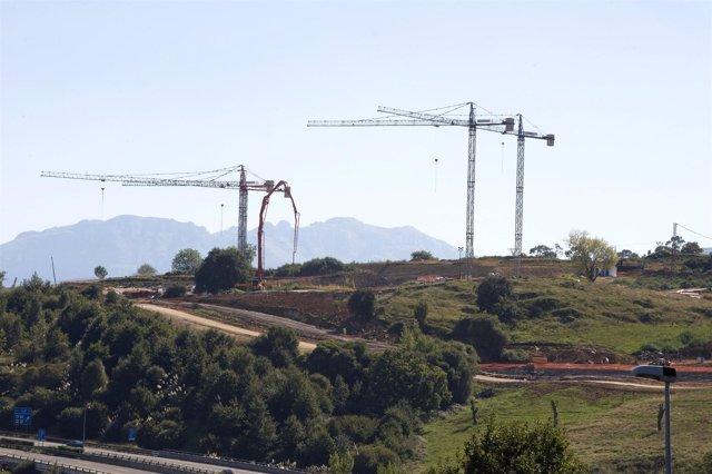 Obras 'bunker' Santander