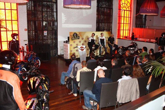 Harley-Davidson se establece en Portugal