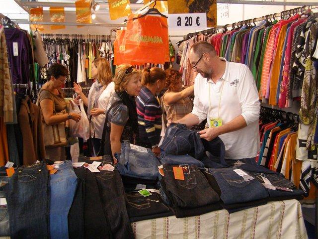 Más De 5.000 Personas Visitan La II Feria De Stock