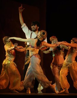 Momento de musical 'Zorba El Griego'