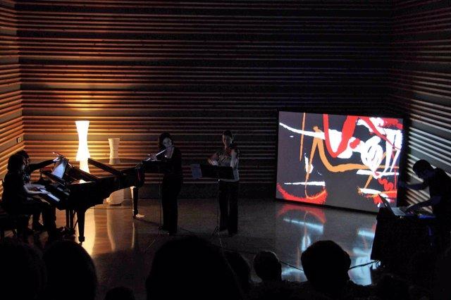 El programa 'Jóvenes Artistas' presenta en Baluarte al grupo Muna Ensemble.