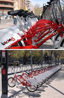 Bicing de Barcelona