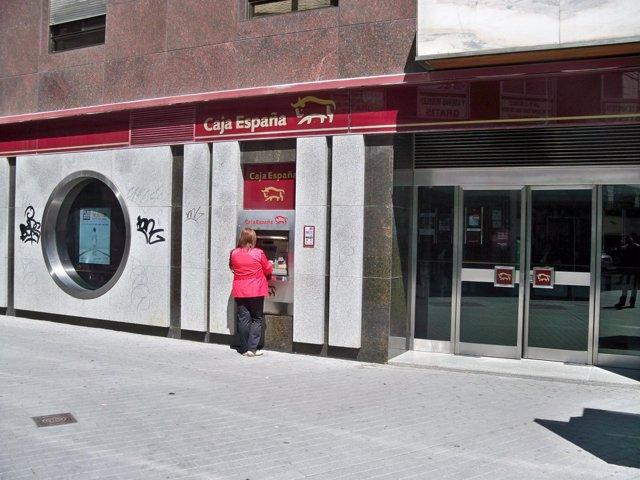 Sucursal de Caja España