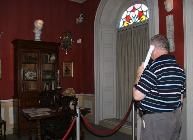 Audioguías en la Fundación Picasso-Museo Casa Natal