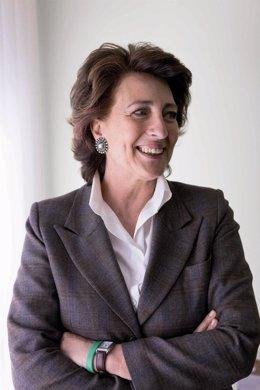 Isabel Oriol, presidenta de la AECC