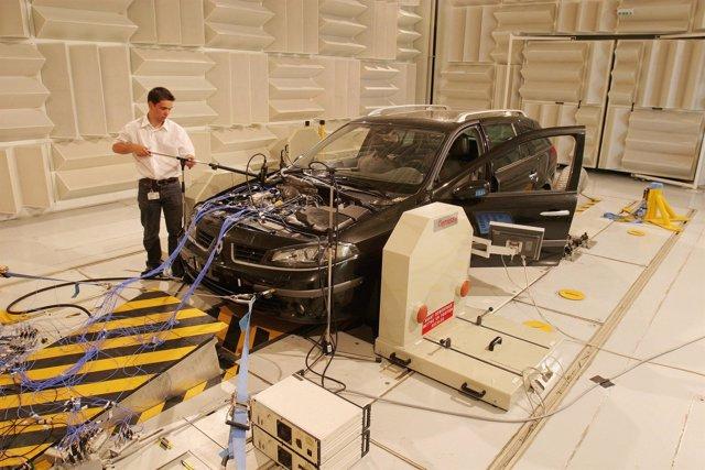Centro de pruebas de Renault