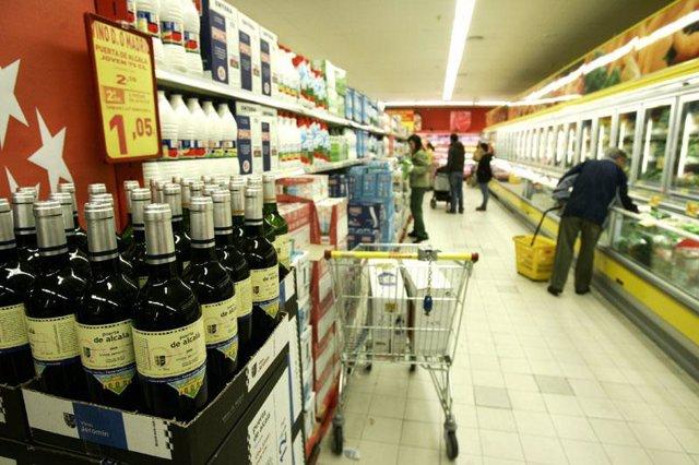 Supermercado, alimentación