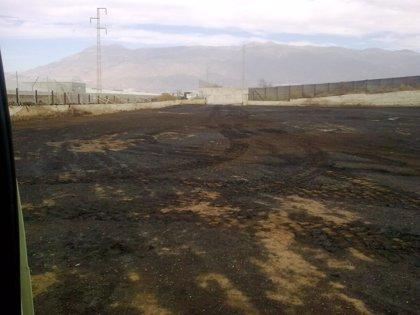 Ejido Medio Ambiente retoma este martes su actividad tras sofocar el fuego que ha durado unos 45 días