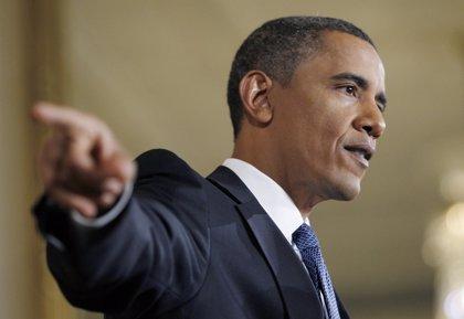 Obama dice al Congreso que mantendrá la actual estrategia en Afganistán