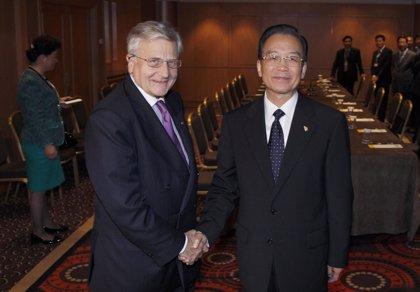 China rechaza la petición de la UE de acelerar la apreciación del yuan