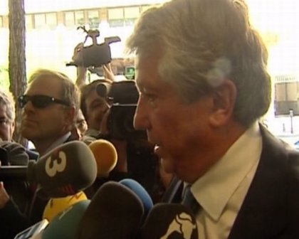 """Arturo Fernández (CEIM) dice que Díaz Ferrán """"ni se ha rendido ni ha sido forzado"""" y ve """"muchas"""" alternativas"""