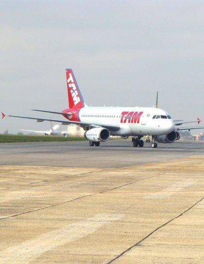 Economía/Empresas.- TAM recibe un nuevo A320 y eleva su flota a 148 aviones