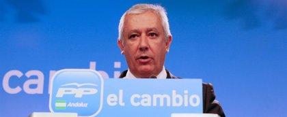 """Arenas, que destaca que Cascos tiene una """"valía extraordinaria"""", desea un """"acuerdo de todos"""" sobre el candidato"""