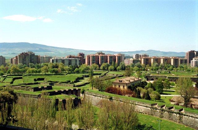 Ciudadela de Pamplona.