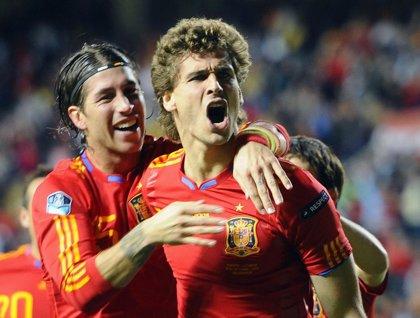 España vuela alto